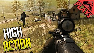 High-Action Mid-Game! - Call of Duty: Warzone