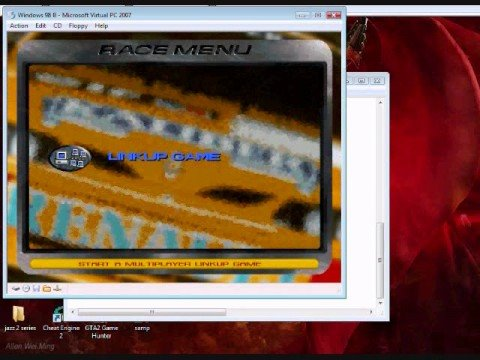 How to get a better GPU in virtual pc 2007