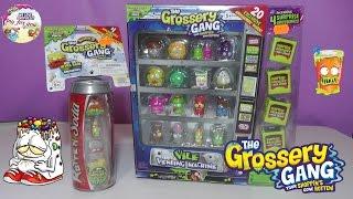 #x202b;פתיחת קופסא של זיבלונים עונה 2 (גרוסרי גאנג ) פחית /  The Grossery Gang Season 2#x202c;lrm;