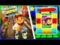 Minecraft - How to Make a Portal to SUBWAY SURFERS