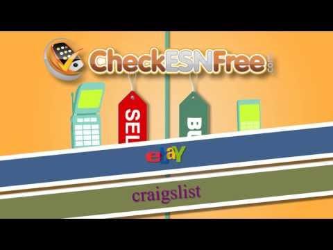 CheckESNFree.com Video