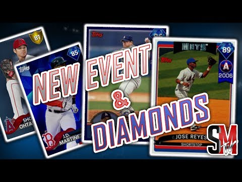 Diamond Jose Reyes, Roster Update, New Event & More! MLB The Show 18