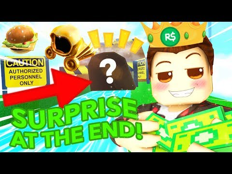 GET TO THE END FOR A SURPRISE! *Roblox Clickbait*