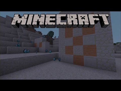 (Outdated) Minecraft seed Xbox 360/PS3 (TU16) #19 buried temples and water village
