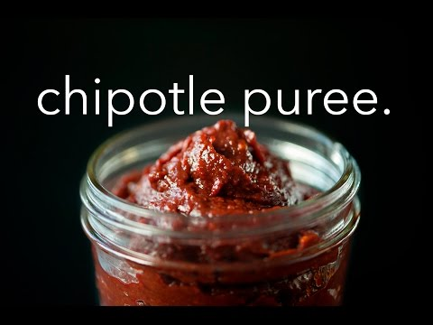 Chipotle Puree - Spice Up Your Soups and Sauces