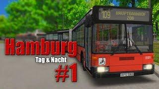 OMSI 2 Hamburg Route 109 On Bus Simulator Company GO Bus