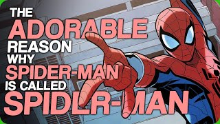 The Adorable Reason Why Spider-Man is Called Spider-Man (Relatable Heroes)