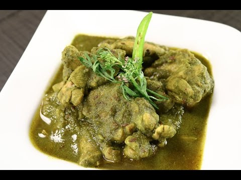 Green Chilli Chicken |  Sanjeev Kapoor Khazana