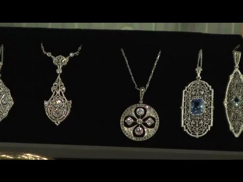 How to Spot Good Antique Jewelry : Antique Watches & Jewelry