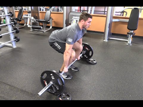 How to Barbell Squat WITHOUT a Rack (back or front squats) | Olympic Lifting