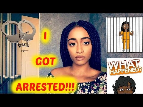 STORYTIME: I GOT ARRESTED BY GOD!!!