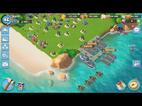 Boom Beach - FIRESPIKE Tribe Warrior Damage explored