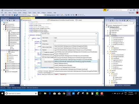 How to save checked item of CheckBox List into database in ASP.NET CORE || part-1