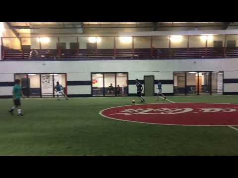 Indoor Soccer Game  Highlights-Tyler Rice