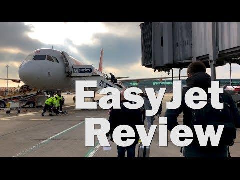 EasyJet Review London Stansted to Edinburgh - RogVLOG21