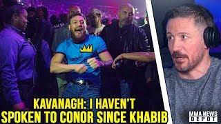Kavanagh: I haven