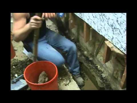 How NJ - PA Basement Waterproofing Co.'s cut corners to Low Bid