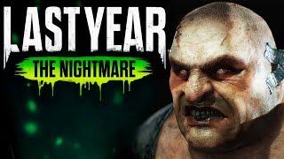 Download LAST YEAR THE NIGHTMARE GAMEPLAY ESPAÑOL - PARTIDAS COMPLICADAS! Video