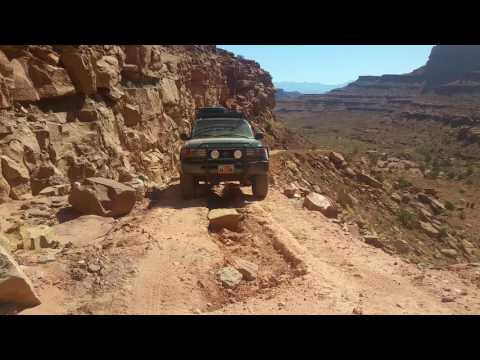 Shafer Trail Washout, Rob Martin, Canyonlands National Park