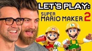 Let's Play: Super Mario Maker 2