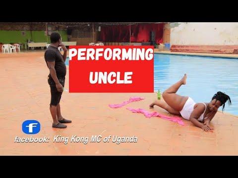 Xxx Mp4 KING KONG MC OF UGANDA DANCING TO Uncle By ID TWINS New Ugandan Dance Comedy 2017 HD 3gp Sex