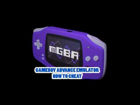 How To Cheat GAMEBOY ADVANCE EMULATOR Feat. POKEMON EMERALD