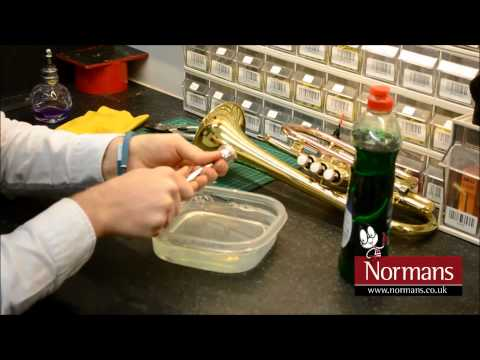 How to Clean a Mouthpiece