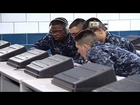Navy Boot Camp: Week 3 (Test #1 and Navy Knowledge)