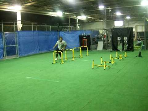 FASST Training Reaction Trainer Agility Circuit