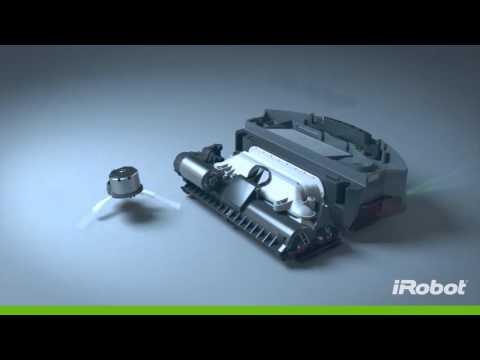 Aeroforce Carpet Boost & CLEAN demo |iRobot Roomba 980