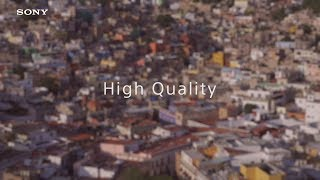 Sony | PXW-Z90 & HXR-NX80 | HDR(HLG) sample footage #2 - High Quality