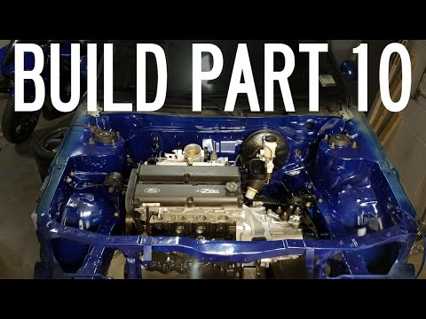 Installing the Built Engine (Turbo Build Part 10)