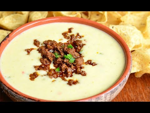 How To Make Queso Blanco Dip With Chorizo - Tasty Recipe