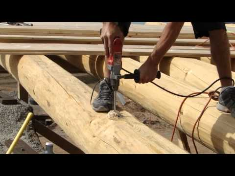 How to Build an Earthship Metal Roof - Part I