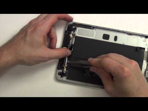 How to Take Apart the iPad Mini 2 - A1489 A1490 A1491