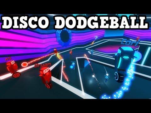 Disco Dodgeball Remix Xbox One - Robot Dodgeball??