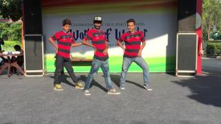 Real Dance video bollywood style