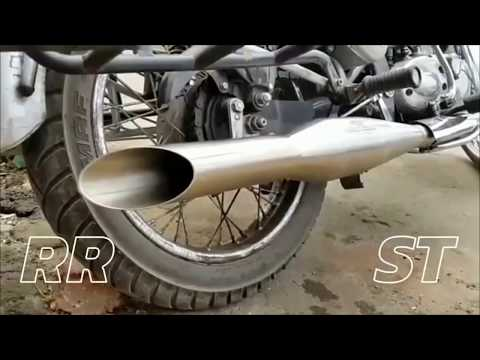 Top High Bass Sound Silencer for Royal Enfield