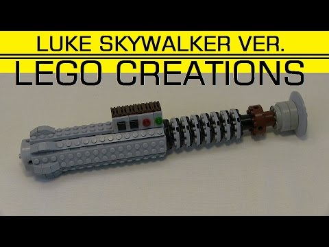 LEGO  LIGHTSABER (Luke Skywalker ver.)