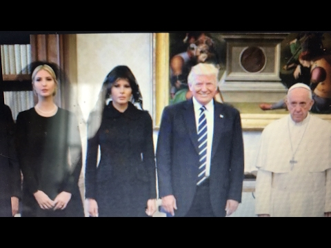7TP live topics: Trump visit to Vatican, losing yourself along the way, open discussion