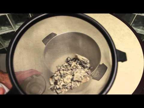Sacred Seed: Homemade Hominy Using Wood Ash Lye