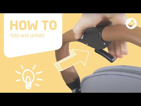 Maxi-Cosi | Laika stroller | How to fold and unfold