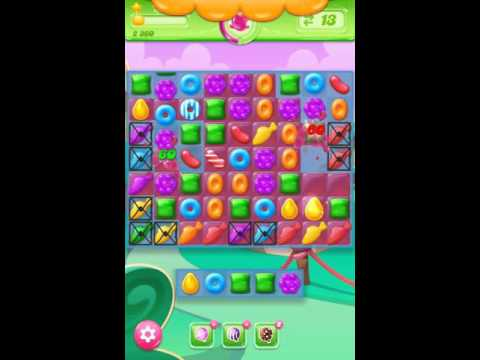 Candy Crush Jelly Saga Level 35 NEW No Boosters
