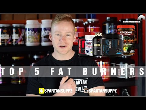 Top 5 Best Fat Burner Supplements for Weight Loss 2nd Half 2016