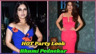 Bhumi Padnekar Amazing Party Look