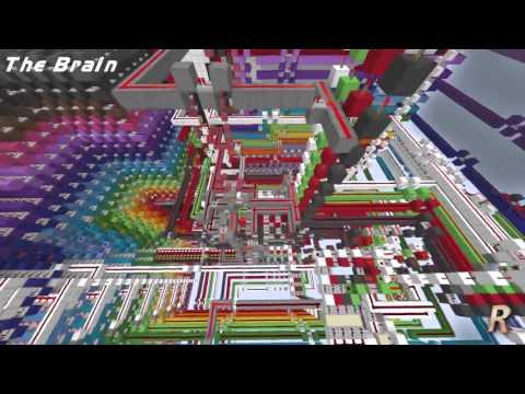 Minecraft - Color Pixel TV - Showcase