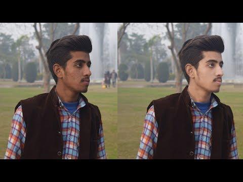 How to Make Skin Fair / Clean Face in adobe Photoshop CC, CS6 In Hindi / Urdu.