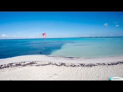 Spanish Wells Bahamas by Drone