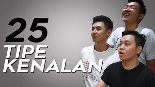 25 Tipe Kenalan | SAMA GLENN INI!