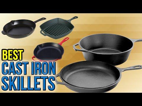 8 Best Cast Iron Skillets 2017